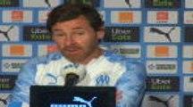 """16e j. - Villas-Boas: """"Nos rivaux restent Lille, Monaco et Lyon"""""""
