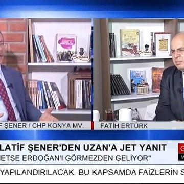 Abdüllatif Şener'den Cem Uzan'a Çok Konuşulacak Tarihi Yanıt!