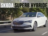 Essai Skoda Superb iV hybride rechargeable 2019
