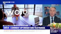 Grève: comment optimiser son télétravail - 06/12