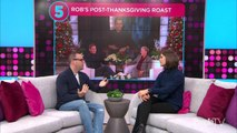 Rob Lowe's Son John Hilariously Trolls Him from Backstage During Ellen DeGeneres Interview