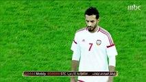 منتخب قطر يفوز على منتخب الإمارات ويتأهل إلى نصف نهائي خليجي 24