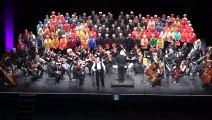 AGDE - L'Orchestre Symphonique Agapé en représentation au Palais des Congrès