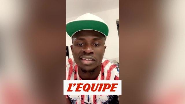 Mané «Rendez-vous l'année prochaine» - Foot - Ballon d'Or France Football 2019