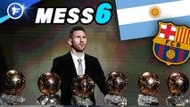 Lionel Messi remporte le Ballon d'Or 2019