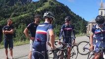 2019 : Stage équipe de France