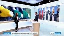 Pénurie de carburants : des dépôts bloqués et des stations à sec dans l'Ouest de la France