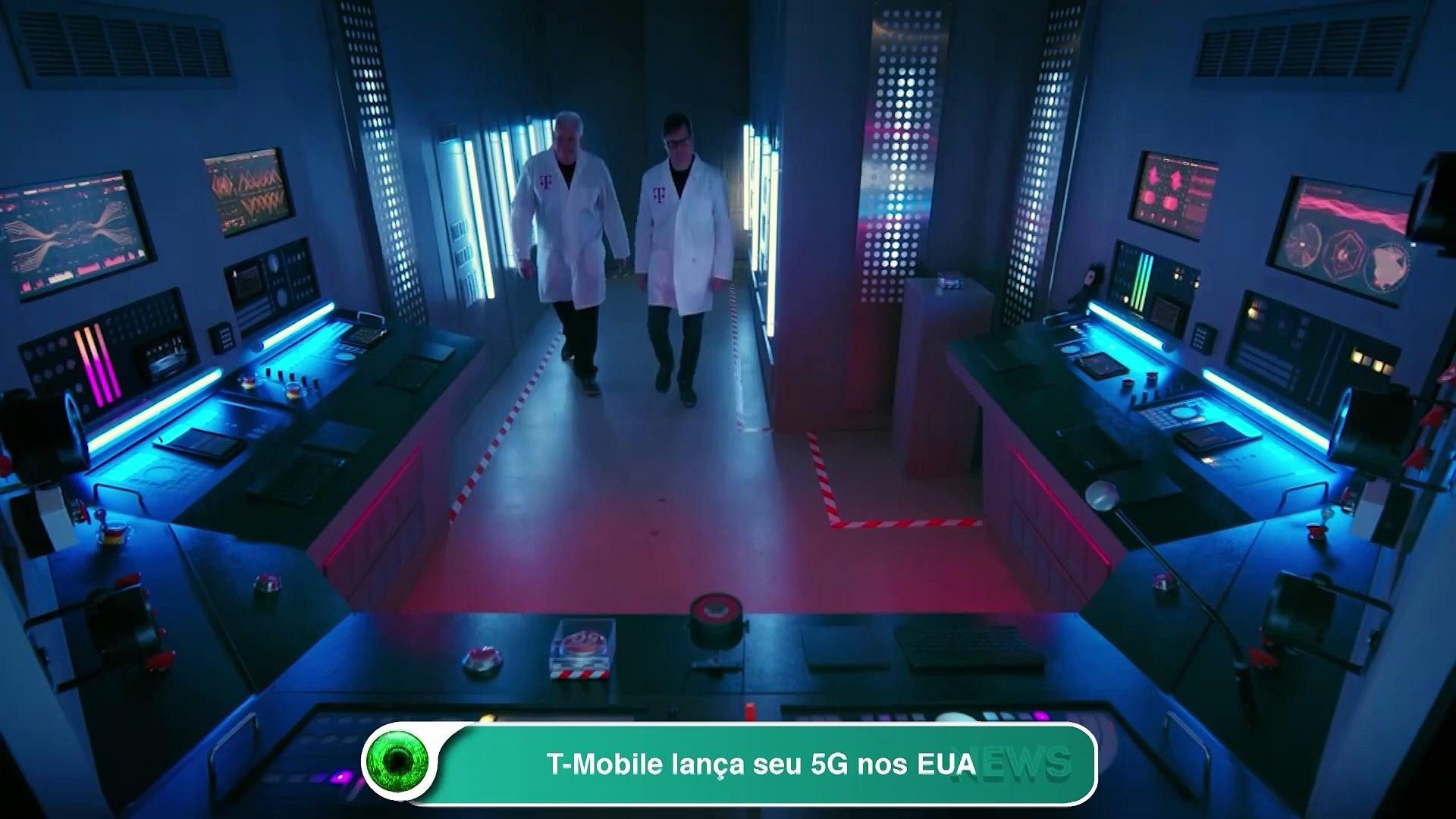 T-Mobile lança seu 5G nos EUA