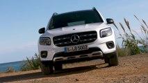 Der neue Mercedes-Benz GLB - Offroad-orientiert - das Exterieur-Design