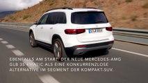 Der neue Mercedes-Benz GLB - Für Familie & Freunde
