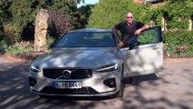 2019 Volvo S60 Überblick