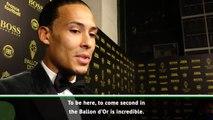 Ballon d'Or nomination 'special' for a defender - Van Dijk