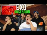 "EXO our ""OBSESSION"" (MV Reaction) #hotDAMNNNNN"