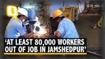 Economic Slowdown Affecting Industries in Jharkhand's Jamshedpur
