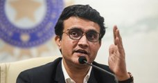 Ask Dhoni Whether He'll Play T20 World Cup - Ganguly