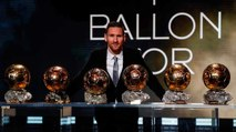 Lionel Messi claims record 6th Ballon d'Or, overtakes Cristiano Ronaldo