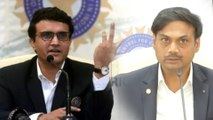 Ganguly says MSK Prasad and a members tensure are finished