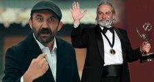 Çukur'un Haluk Bilginer'e Emmy selamı büyük alkış topladı