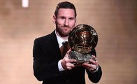 Lionel Messi Bags 6th Ballon d'Or