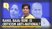 Govt Slamming Rahul Bajaj on 'Fear' Remark Only Proves His Point