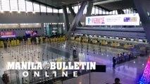 Situation inside Ninoy Aquino International Airport Terminal 3