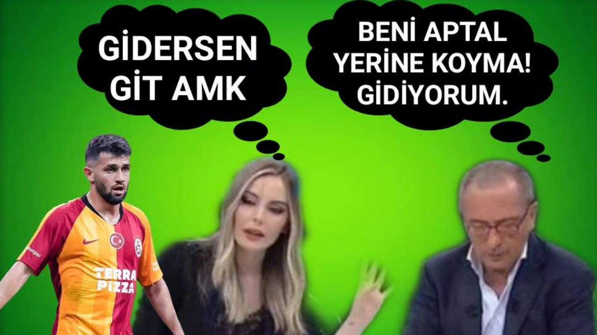Hande Sarıoğlu Fatih Altaylı'yı Kaçırdı!
