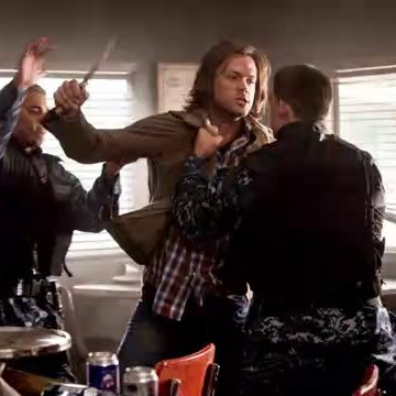 Supernatural ~ Season 15 Episode 7 : Last Call [S15E7] English Sub