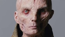 Star Wars : Les Derniers Jedi - Snoke (making-of)