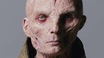 Star Wars : Les Derniers Jedi - Snoke (making-of)