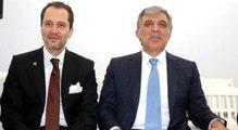 Fatih Erbakan'dan Abdullah Gül'e ağır sözler: Bir insanın yolu Siyonizm kuruluşlarından geçmişse yarar beklenmez
