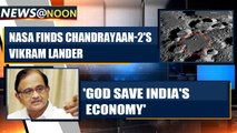 NASA finds debris of Chandrayaan-2's Vikram Lander and other News | OneIndia News