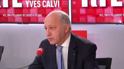 Laurent Fabius - RTL mardi 3 décembre 2019