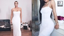 Kim K Apologizes To Kylie For Not Returning Her Dress!
