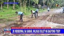 2K indibidwal sa Samar, inilikas dulot ng bagyong Tisoy