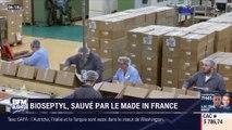 La France qui bouge : Bioseptyl, sauvé par le Made in France par Justine Vassogne - 03/12