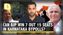 Why 5 December Karnataka Bypolls Are Critical for the BJP