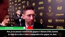 """Messi : """"Mbappé pourrait me battre"""""""