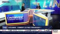 François Asselin (CPEM) : comment les PME s'organisent-elles pour le 5 décembre ? - 03/12