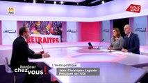 Best of Bonjour chez vous ! Invité politique : Jean-Christophe Lagarde (03/12/19)