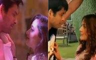 Bigg Boss 13: After Rashami Desai, Sidharth Shukla Romances Shehnaaz Gill On Ishqwala Love