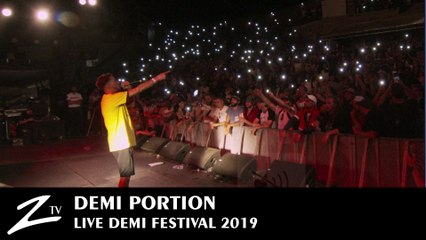 Demi Portion - Arrête, Souvenir & On m'a dit - Demi Festival 2019 -LIVE HD