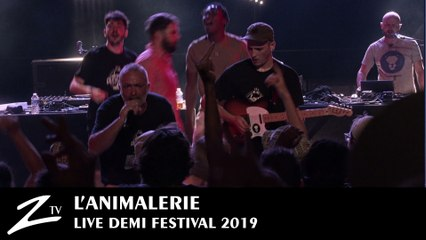 L'Animalerie - Freestyle Au Poil & Sale Gone - Demi Festival 2019 -LIVE HD