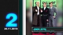 Top Looks of Kpop Idols by MokaStory (Week 03.12.2019)