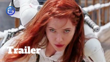 Black Widow Teaser Trailer #1 (2020) Scarlett Johansson, Florence Pugh Action Movie HD