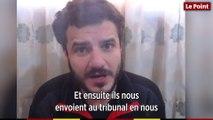 Témoignage d'Ahmed Harkan, égyptien athée et en grève de la faim