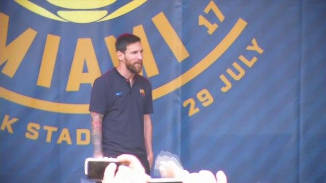 Encore et toujours le Messi