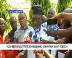 Kogi West Senatorial District demands hard work from Smart Adeyemi