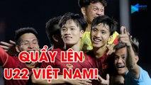 Thầy Park yêu cầu học trò ăn mừng kiểu Viking, bảo Quang Hải sang bắt tay với U22 Indonesia  | NEXT SPORTS