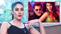 Warina Hussain Reveals How She Prepared For Munna Badnaam Hua | Dabangg 3