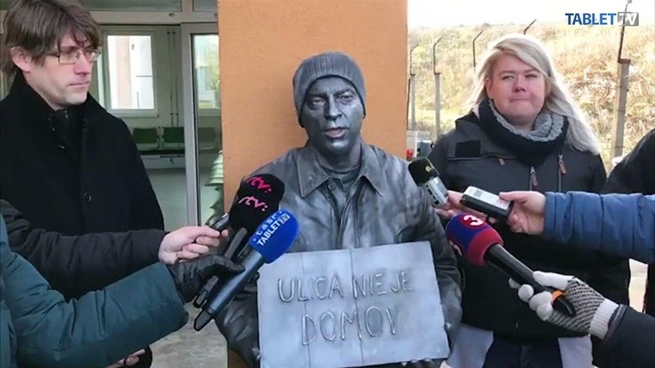 ZÁZNAM: Brífing so zástupcami Depaul Slovensko